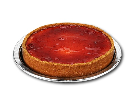 Cheesecake Morango