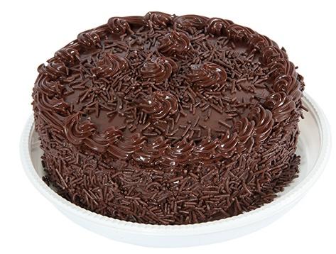 Torta Pan Brigadeiro