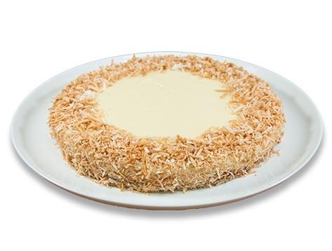 Torta Coco Fresh